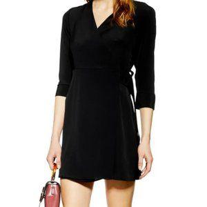 New Wrap Minidress TOPSHOP dress 253